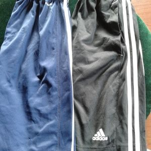 Adidas youth shorts